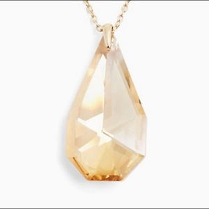 torrid Jewelry - 3/$50 NWT Torrid faceted crystal pendant necklace